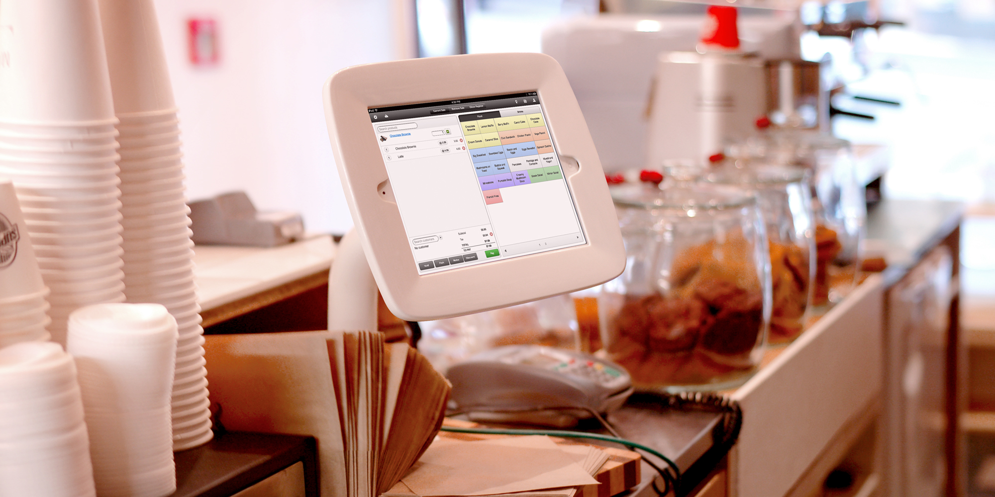 POS Cairns with Smart IT Solutions (Vend & Kounta)