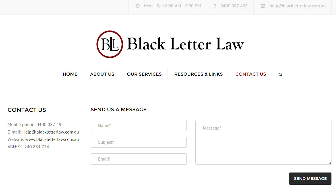 what is black letter law new black letter how to format a cover letter 44110